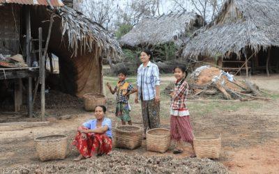 04일. 미얀마의 공동체 – 마을, 가정, 종족 공동체