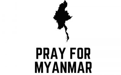 미얀마를 위한 기도4 – 하나님 이 땅을 새롭게 하소서!(1편)