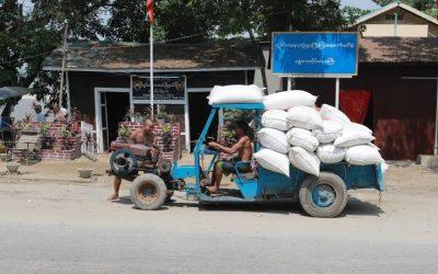 미얀마를 위한 기도8 – 이 땅의 경제를 하나님의 방식으로 회복시켜 주소서!
