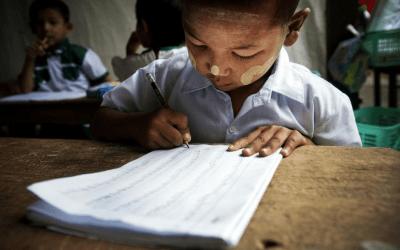 미얀마를 위한 기도7 – 이 땅의 교육을 하나님의 방법으로 회복시켜 주소서!