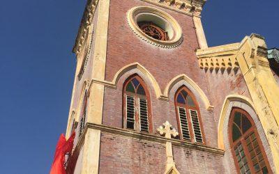 미얀마를 위한 기도9 – 미얀마의 교회와 성도들에게 새 힘을 주소서!