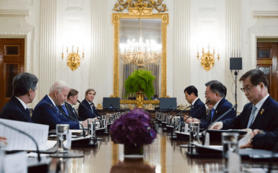 북한을 위한 기도1 : 미국 바이든 정부 대북정책